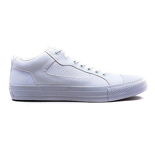 Converse Ct asilo Ox Bianco Bianco formatori - 147008c White White