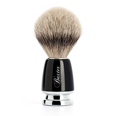 Baxter of California Silver Tip Badger Shave Brush, 1 lb