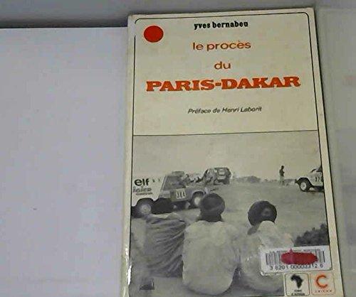 Le procès du Paris-Dakar