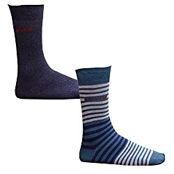 Levis Mens Socks__Assorted Colors_(Pack Of 2)