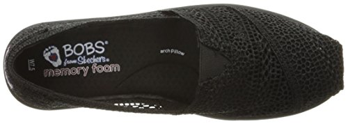 Skechers Damen, Schuh, Bobs World - Dream Catcher Schwarz