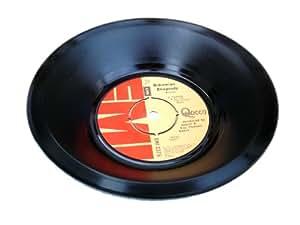 Vinyl Record Bowl - Small