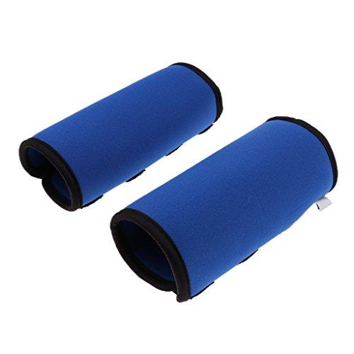 Homyl Hunde Handgelenk Bandage Kniebandage Hunde Beinschutz Gelenkschutz Ärmel, 2er-Pack