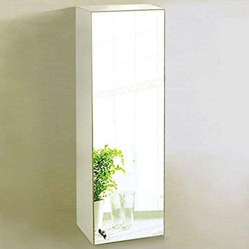 Preisvergleich Produktbild Generic DYHP-UK10-160819-1138 Wandspiegel / Wandspiegel aus Edelstahl,  für Badezimmer geeignet,  DYHP-A10-CODE-2984-CLASS-1