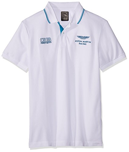 hackett-uomo-slim-fit-aston-martin-racing-doppia-punta-polo-shirt-bianco-xl