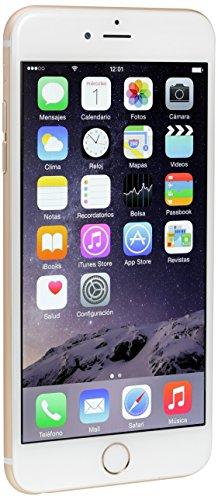 Plus Enterprises Imported Apple iPhone 6 Plus (Gold, 64GB) - Unlocked | 1 Year Sellers Warranty