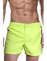 GUESS ESSENTIAL Swimming Shorts (Yellow)