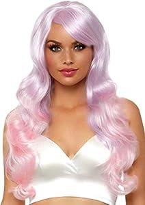 Leg Avenue- Mujer, Color rosa, Talla Única (EUR 36-40) (A2778)