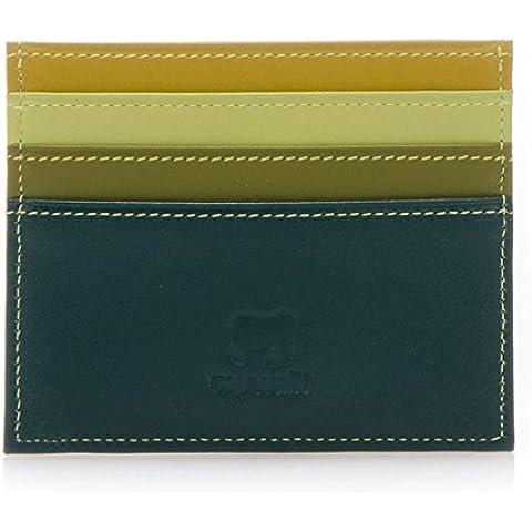 Mywalit de piel doble cara tarjeta de Crédito Soporte 160