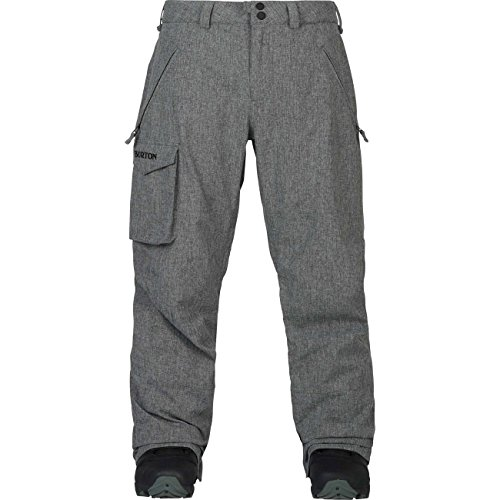 Herren Snowboard Hose Burton Covert Insulated Pants (Denim Hose Insulated)