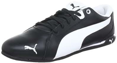 Puma Racing Cat L 304697 Herren Sneaker, Schwarz (black-white 02), EU 38.5 (UK 5.5) (US 6.5)