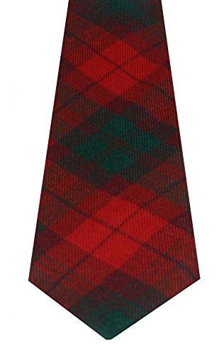 Lochcarron of Scotland MacNab Modern Tartan Tie