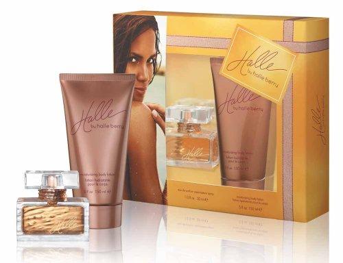 Preisvergleich Produktbild Halle Berry Halle Geschenkset 30ml EDP + 150ml Körperlotion