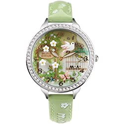 Fashion Lady watch/Simple casual watches/Waterproof quartz watches