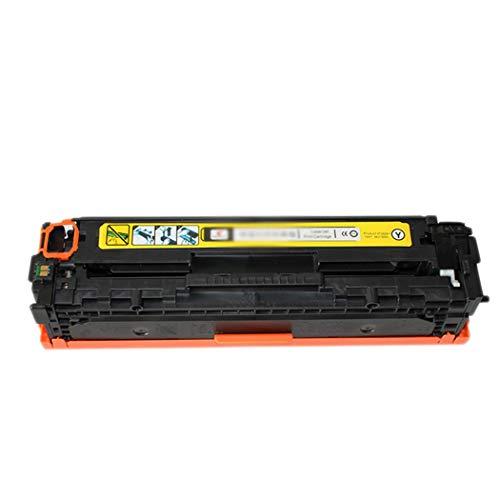 Format Tinte Gelb (YFTMKompatibel mit HP 507a Tonerkartusche für HP500 M551n MFP M575dn MFP M575fw m575 m570 m551 hp551 CE400A CE402A CE403A Tonerpatrone,Yellow)