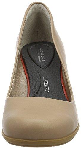 Rockport Donna TM75MMH Scarpe eleganti Cipria
