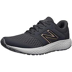 New Balance 520v5, Zapatillas de Running para Mujer, Negro (Black Black), 43 EU