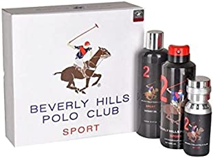 Beverly Hills Men's Polo Club- Set of 2