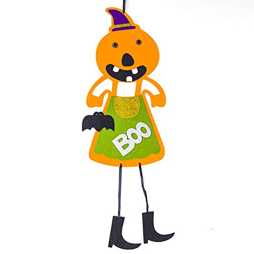 Halloween Deko Requisiten Szene Simulation Layout-Dummy-Halloween-Party-Dekorationen Gelb
