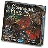 Les Chevaliers de la Table Ronde - 7423 - extension - La Compagnie de Merlin - Days of Wonder