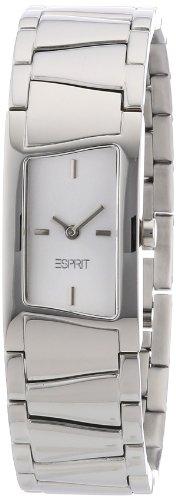 Esprit Damen-Armbanduhr Fancy Deco Analog Quarz Edelstahl ES106072001