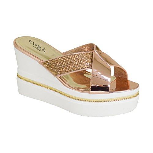 Chaussures de sport pour dames Champagne