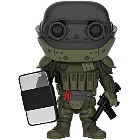 Funko - Figurine Call Of Duty - Juggernaut Pop 10cm - 0889698111126