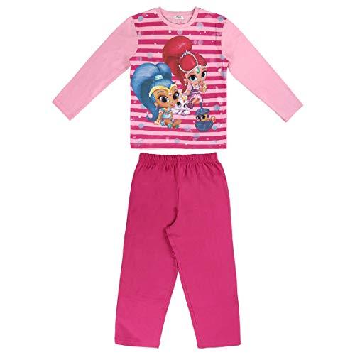Cerdá Pijama Largo ALGODÓN Shimmer and Shine (6 AÑOS)
