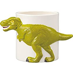 [Fun series vajilla] Tiranosaurio dinosaurio SAN2274 taza (Jap?n importaci?n / El paquete y el manual est?n escritos en japon?s)