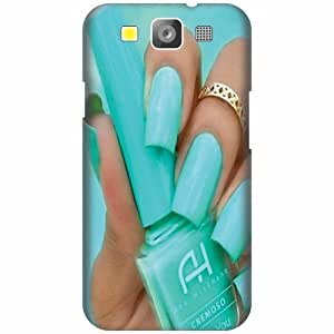 Printland Designer Back Cover For Samsung I9300 Galaxy S3 - Nail Art Cases Cover