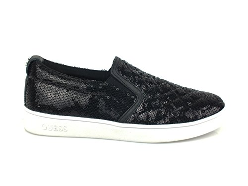 GUESS donna slip on FLGLO1-SAT12 nero 37 Nero