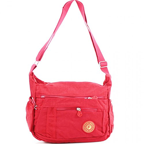 YourDezire , Borsa Messenger  donna Red