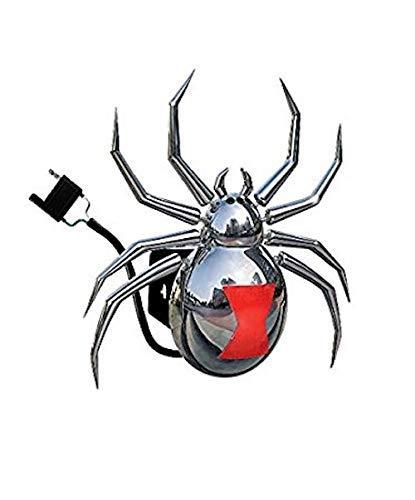 Preisvergleich Produktbild Anhängerkupplung Critters,  Widow Abdeckung für Anhängerkupplung und Bremslicht,  Schwarz