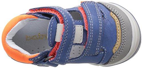 babybotte Jungen Sidecar Hausschuhe Bleu (Bleu)