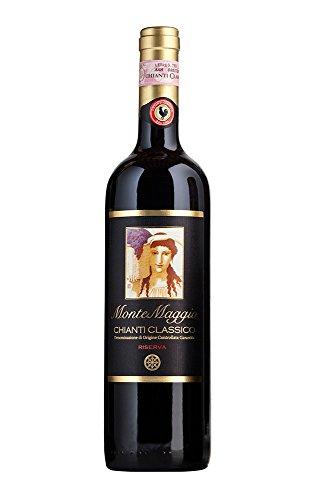 Chianti Classico Riserva di Montemaggio - Vino Toscano Biologico DOCG Gallo Nero - Fattoria di Montemaggio - Annata 2011 - 0.750 L