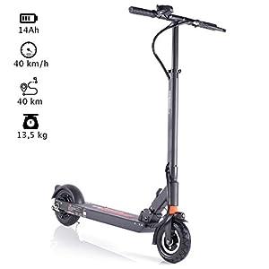 WIZZARD 2.0 City E Scooter Leistungstarker Elektro Roller Monowheel mit 40 Km/h und 40 Km Reichweite - Bewährte MONOWHEEL Qualität, unser Elektro City Scooter Roller WIZZARD 2.0!
