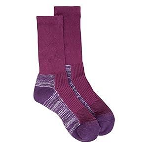 41Oe1DGfVqL. SS300  - Mountain Warehouse IsoCool Womens Hiker Socks - Lightweight Ladies Socks, Quick Dry, Breathable Summer Socks, Antibacterial, Wicking Walking Socks- for Hiking, Gym