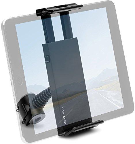 Tablet Halterung für die Kopfstütze von Kewago – Auto Tablet Halter z.B. für Apple iPad, Samsung, Acer, ASUS und Andere