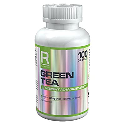 Reflex Nutrition Green Tea Extract 300mg - 100 Capsules from Reflex