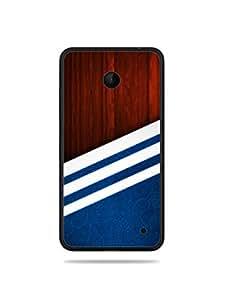 Nokia Lumia 630 / Nokia Lumia 630 Back Case Cover (MKD118)