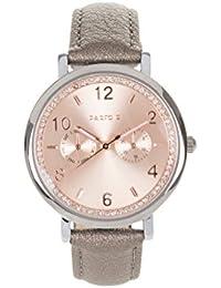 Parfois - Reloj Metal - Mujeres - Tallas M - Plateado b6f276e35204