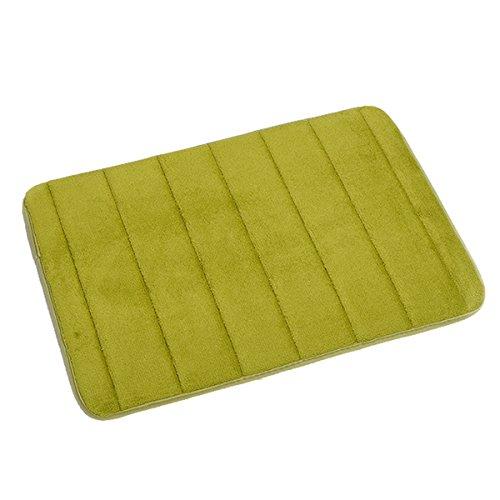 ancdream-bathroom-mat-super-soft-memory-foam-mat-moisture-absorbent-non-slip-green-mat-microfibre-me