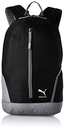 Puma 26 Ltrs Black-Grey Casual Backpack (7511701)
