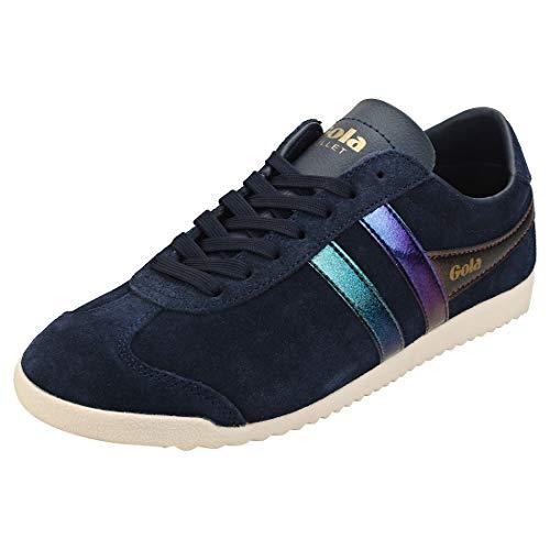 Gola Bullet Flash Damen Sneaker Mode Navy Multicolour - 37 EU