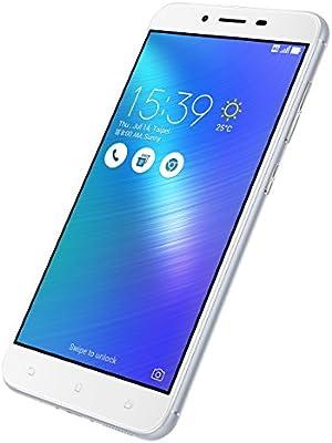 ASUS ZC553KL-4J022WW Zenfone 3 Max - Smartphone de 5.5