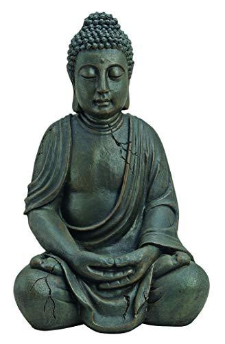 Buddha sitzend, 50cm