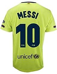 d8c04d95eb00f Camiseta 2ª equipación del FC. Barcelona 2018-2019 - Replica Oficial  Licenciado - Dorsal