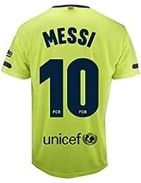 Camiseta 2ª equipación del FC. Barcelona 2018-2019 - Replica Oficial  Licenciado - Dorsal 9c1f1f3f15ede