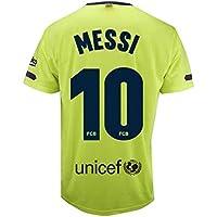 Camiseta 2ª equipación del FC. Barcelona 2018-2019 - Replica Oficial  Licenciado - Dorsal 9b0e6553b7b