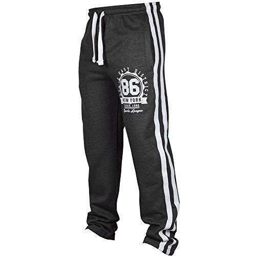 Mymyguoe Herren Lässige Sporthose Mode Männer Sport Jogging Fitness Hose beiläufige lose Jogginghose Drawstring Hose Outdoor Hose Sweatpants beiläufige Pants -